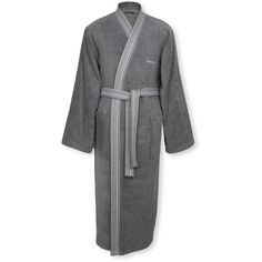 Buy Calvin Klein Riviera Bathrobe - Charcoal here at The Hut. We've got top products at great prices including fashion, homeware and lifestyle products. Free delivery available