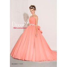 M style wedding:新作 Decor2 コーラルピンク