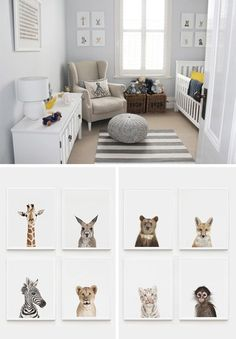 Big Boy Room - just put these pics up in his room!