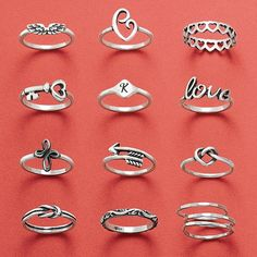 212 Best Avery Rings Images In 2019 James Avery Rings