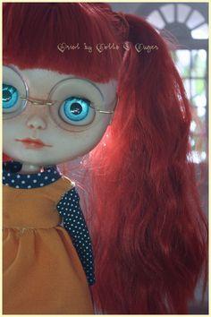 ooak Custom Blythe Doll by DollsandSugarSHOP