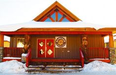 An option to keep your ski weekend costs down are youth hostels or other dorm-room style accommodation. #hostel #skiing #travel #traveltips #hotel #bcskiguide