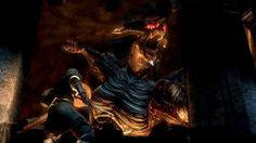 Demon Souls - Sever Shut Down, For Good    See More At: clockworxgaming.com