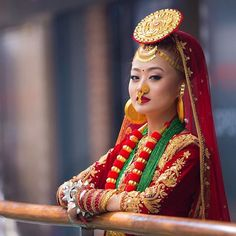 ❤️❤️❤️ Bride: Maniya Subba Limbu Submitted by: Moti Limbu Hair & Makeup: @blissbysakilkunwar Photography: @weddingdreamsnepal #BridalNepal ⭐To be featured, mail your photos WITH details to bridal.nepal@gmail.com ⭐️