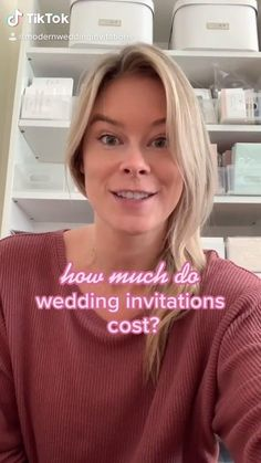 There are so many factors that go into how much wedding invitations cost! The quantity and printing method are the two biggest factors of budget. Depending on if you want to DIY, order from a common website, or work with a designer can determine the price of wedding invitations too!
