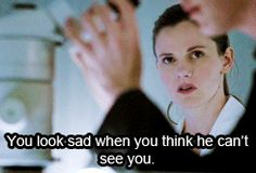 """""""You look sad when you think he can't see you""""-Molly 