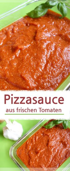 die ultimative pizzasauce pizzaso e rezept des tages recept thermomix pinterest. Black Bedroom Furniture Sets. Home Design Ideas
