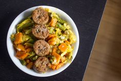Doodle Recipe - Because who knew it was possible for vegetables to taste this good?