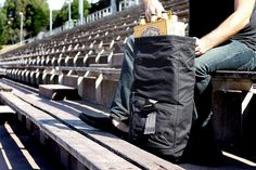 Drive Rolltop Backpack (Raptor Edition) from Modern Industry Carry On 33f9ac8aba04a