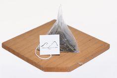 Jasmine's Magic - Jasmine Green Tea with Lavender Flowers Pyramid Tea Sachet