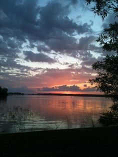 Kimberly Blanchette captured the beauty of the sunrise at Toledo Bend State Park.