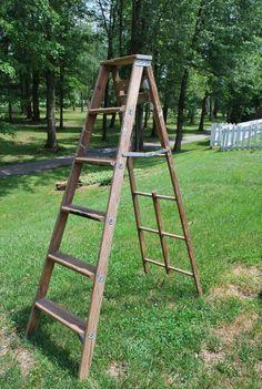 How to Make A Ladder Planter | Hometalk