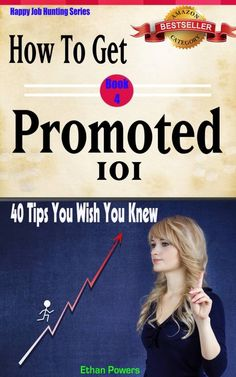 Are you always missing out when your promotion is due? Discover more than 40 tips to get promoted from an ex-manager. http://bit.ly/promotion101