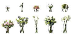 blomster vaser - Google-søk