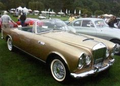 1967 Bentley Drophead Coupé by Graber Automotive Eye, Bentley Drophead, Graber Chassi,