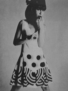 Chrissie Shrimpton 1965