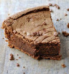 Gâteau mousseux au chocolat ou le gâteau Bellevue de Christophe Felder  Gateau chocolat mousseux  Gâteau mousseux au chocolat  Samedi,...