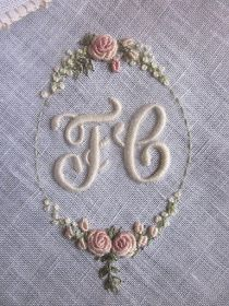 *EMBROIDERY ~ Elizabeth Hand Embroidery: Rouyer and the variant of 254 knots