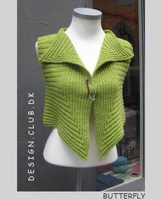 Beautiful vest from denmark