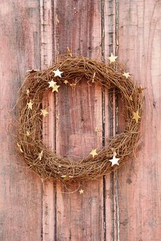 #Christmas #wreath in dodder