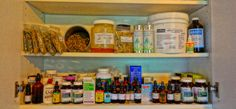 The Making of an Herbal Medicine Cabinet | La Chica Organica™