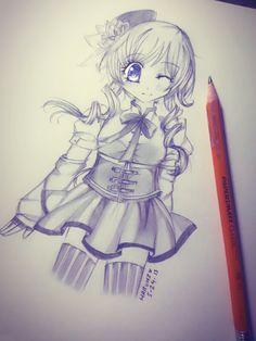 Mami Tomoe by ~princessharuhi on deviantART