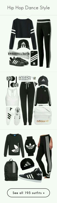 Dance style #hiphopoutfits