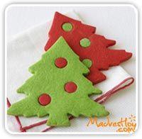galleta-arbol-navidad  En la sencillez está la ilusión de la Navidad