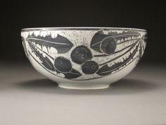 dandelion bowl  Artist Glynnis Lessing