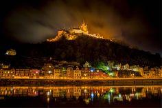 Cochem mit Reichsburg