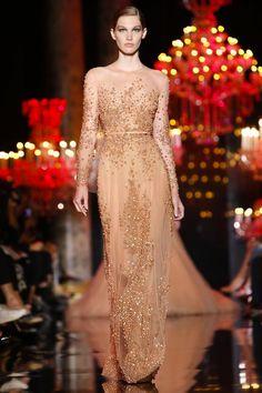 @eliesaab Haute Couture Fall Winter 2014 #PFW
