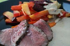 simple moose steak recipe