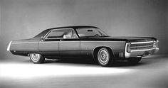 1969 Chrysler Crown Imperial