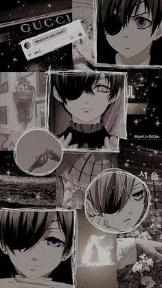 Elite Lockscreen Wallpaper Aesthetic Red and Black Fondo de pantalla de anime Fondo de anime Fondo de pantalla animado