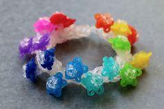 Jelly-Rainbow-Stars-Bracelet