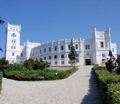 Nový Světlov neogothic castle (North-East Moravia), Czechia, Bojkovice #castles #Czechia #architecture