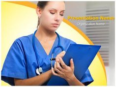 Nursing Powerpoint Theme Ideal For Nursing Presentations Visit