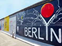 Germany has many scenic bike tours, but none more unusual or interesting than a guided tour of the Berlin Wall and other Cold War landmarks in former East Berlin | 10 Hidden Tourist Gems In Germany You Didn't Know About