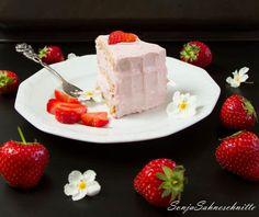 Erdbeer-Herz-Torte