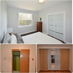 Bedroom renovation before and after #riptidehouse
