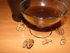 Likér zo zdravých orechov Dog Bowls, Punch Bowls