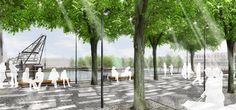 West 8 Urban Design & Landscape Architecture / projects / Harbor Tempelhof Berlin