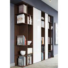 Polcok és polcrendszerek | Mabyt - HU Buffet Design, Bibliotheque Design, Bathroom Medicine Cabinet, Modern Decor, Armoire, Bookcase, Neon, Shelves, Interior