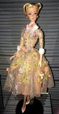 Magia 2000 Silkstone ooak BArbie Doll