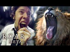(33) Roar (metal cover by Leo Moracchioli) - YouTube