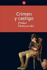 @K9andies: Libro Crimen y Castigo, autor Fiódor Dovtoyevski, editorial Punto de Lectura