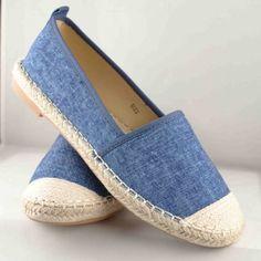 Poze Espadrile Dama BlueJeans 2016 Blue Jeans, Espadrilles, Toms, Flats, Sneakers, Fashion, Espadrilles Outfit, Loafers & Slip Ons, Tennis