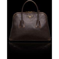 PRADA Vintage Calf Leather Tote ($2,995)