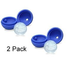 #Christmas Buying 2 Pack Silicone Mold Ice Cube Tray Ball For Star Wars Lovers or Party Theme Color: Blue Model: Teenitor (Home & Kitchen) for Christmas Gifts Idea Shoppers . Are you currently concerned with paying an excessive amount upon Christmas  offers? You will find countless associated with gift selections that change while using preference and also budget associate...