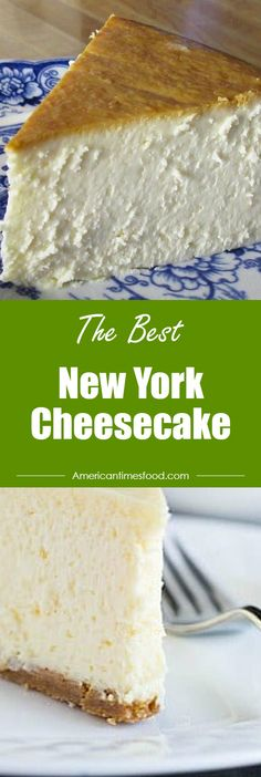 New York Cheesecake – Page 2 – Delicious recipes to cook with family and friends. #easycakerecipes